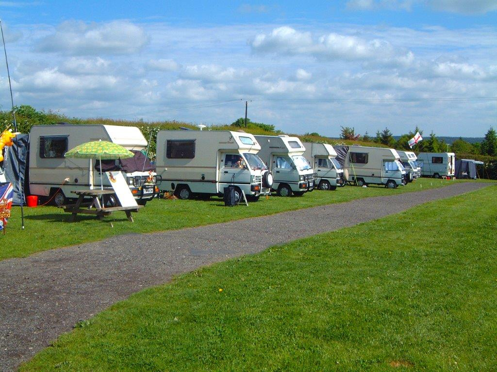 Yew Tree Farm Caravan Park