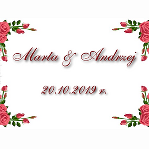 Marta & Andrzej :)