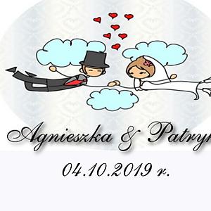 Agnieszka & Patryk :)