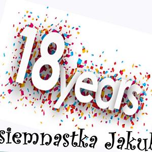 18-tka Jakuba :)