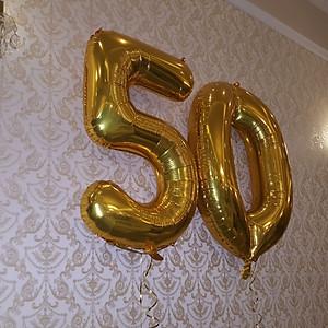 Jubileusz 50 lecia ślubu :)