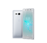 xperia-XZ2-compact-silver-product-shot-2