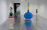 """""""Tuileries"""", exposition à L'Académie de Lou Parisot, 2019. © Marc Domage"""