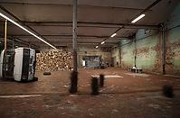 """""""Résistance des matériaux"""", exposition au SHED, 2015. © Myriam Chaieb Nairi"""