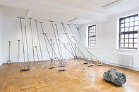 """""""Matrice"""", double exposition au SHED et à L'Académie, 2019. © Marc Domage"""