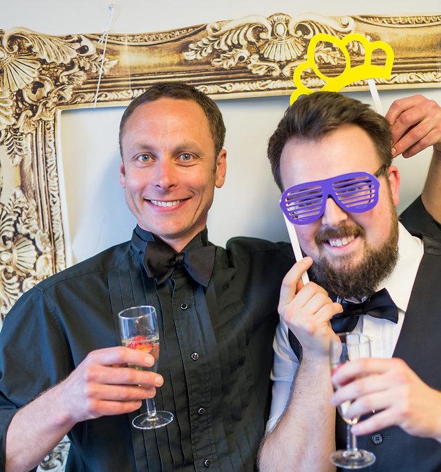Dan & Jon Exeter Jive