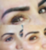 My client wanted her brows even more ful