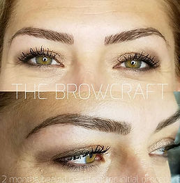Obsessed with these brows!💕 Great reten