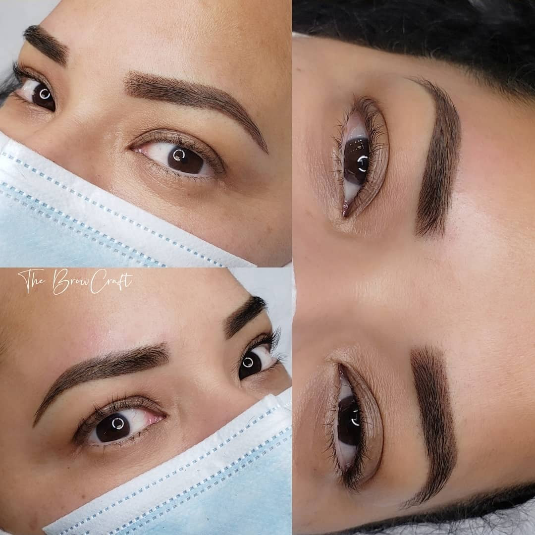 Powder/Ombre Brows/Microshading