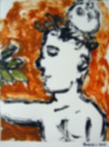 monotype, 22x16cm, 2006