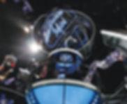 Bill Ferrell Co.'s spinning American Idol logo
