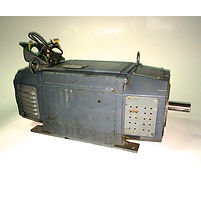 Used 3 HP Reliance Shunt Wound DC Motor for sale