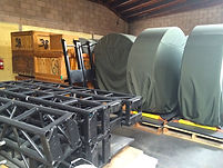 Bill Ferrell Co. Set and Prop storage for TV, film and corporate special events