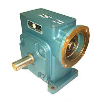 Used 3 HP Reliance Gear Reducer 20:1 For Sale