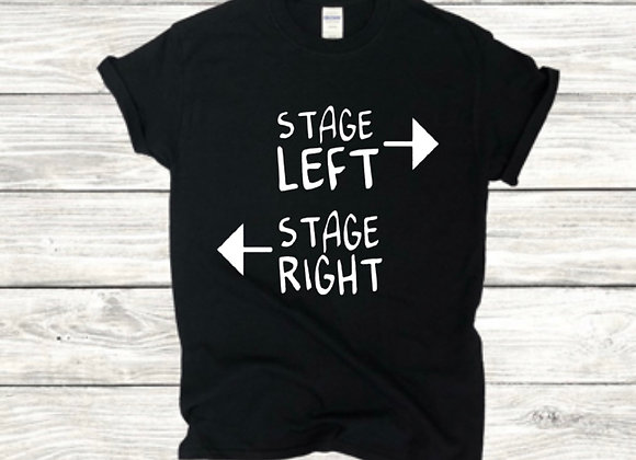 Stage Left Stage Right