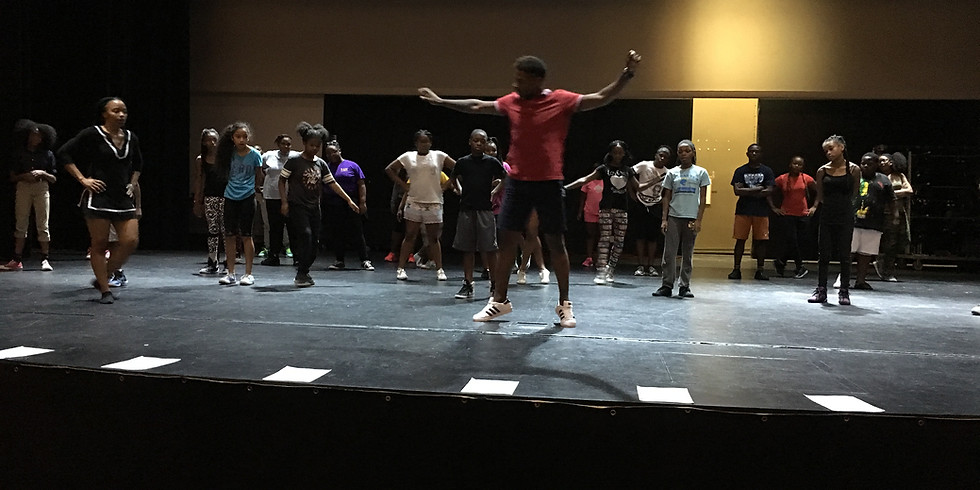 Summer Theater Camp for Youth and Teens
