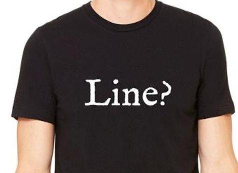 Line? T-shirt