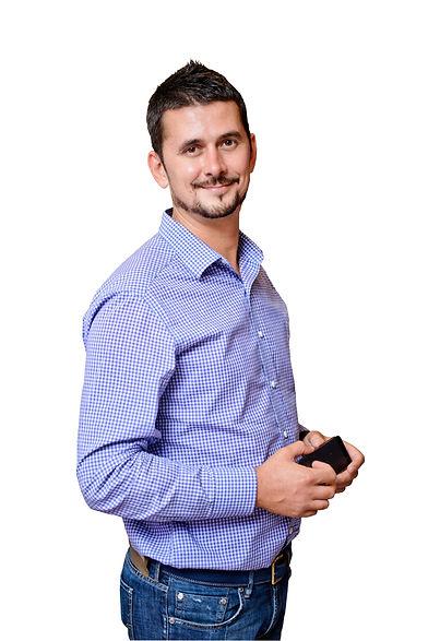 Организатор мероприятий Максим Молошников