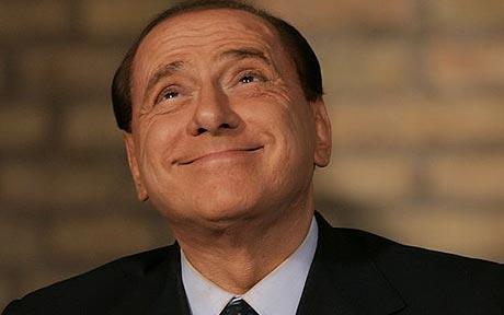 Сильвио Берлускони женился на девушке, годящейся ему во внучки