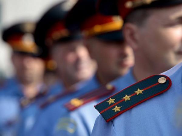 В «Лужниках» состоялся праздник московской полиции