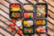 Доставка готовых блюд
