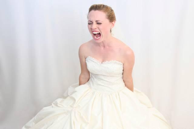 Брошенная невеста превратила собственную свадьбу в праздник для инвалидов