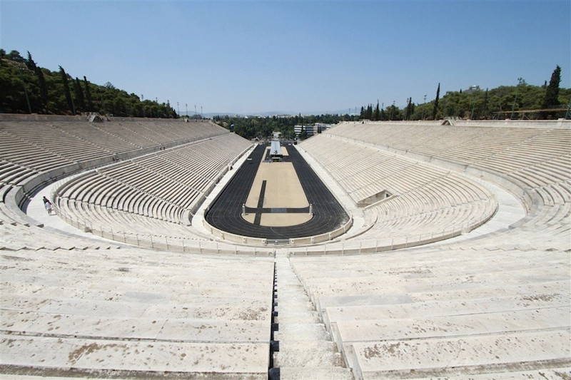 Археологи разрешили проводить вечеринки в агоре и на Мраморном стадионе