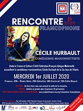 Rencontre_francophone_-_Cécile_Hurbault