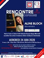2020 06 Aline Bloch - Rencontre francoph