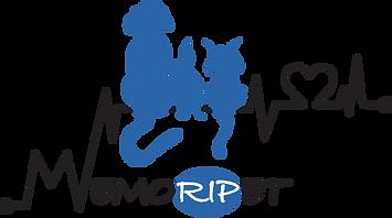 logo de la société Memoripet