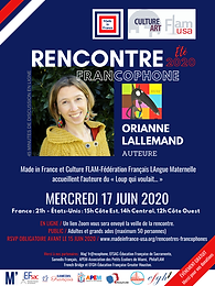 2020 06 Orianne Lallemand - Rencontre fr