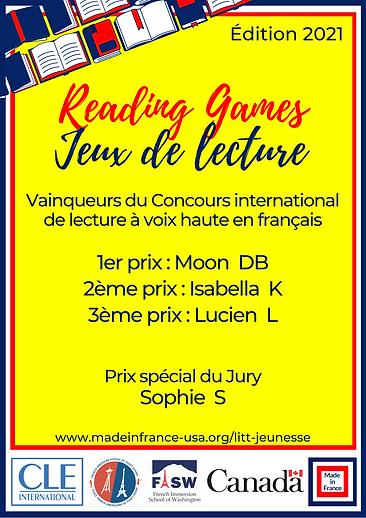 Copy of Jeux de Lecture - Brochure 2021.