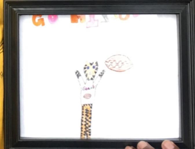 Madi's Drawing