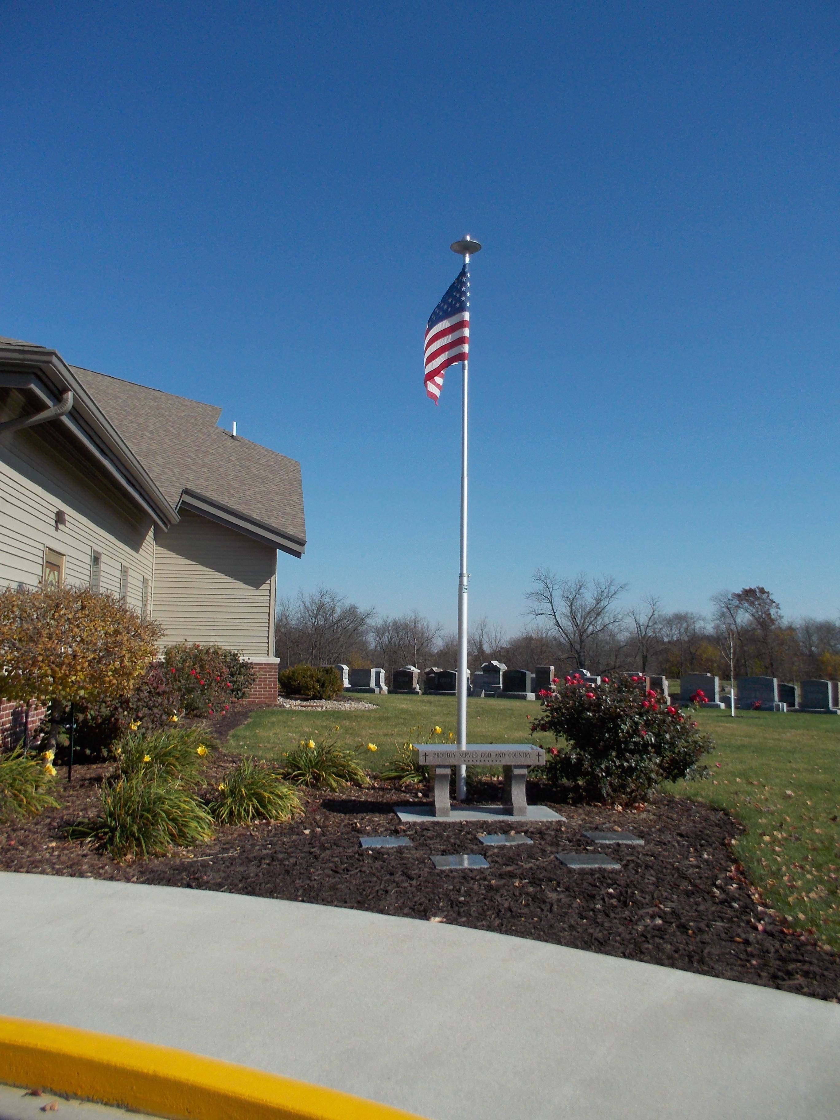 Veterans Memorial Garden 001