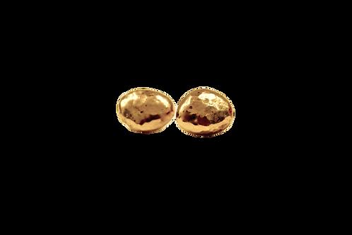 Brass Textured Droplet