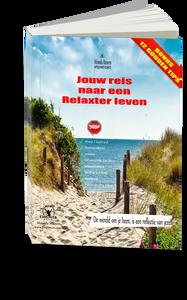 E-bookmet 12 gouden tips. Relaxter en zonder stress leven