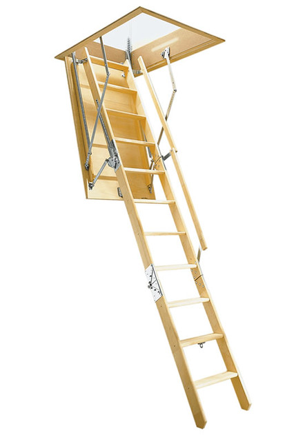 Attic Stairladder Deluxe