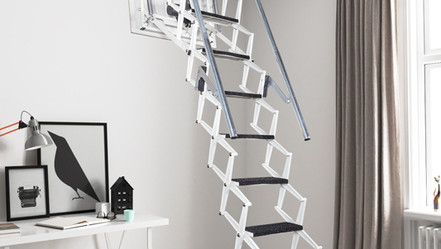 Fantozzi Electric Attic Ladder