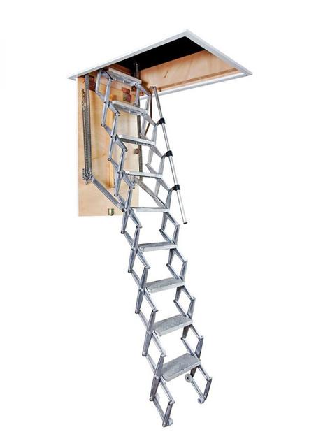 Columbus Premium Metal Attic Ladder
