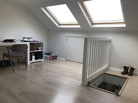 Attic And Loft Conversions Sydney Space Maka Built