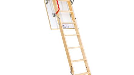 Timber Attic Ladder Sydney