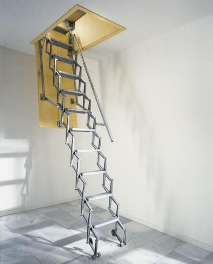 Alumin Concertina Ladder