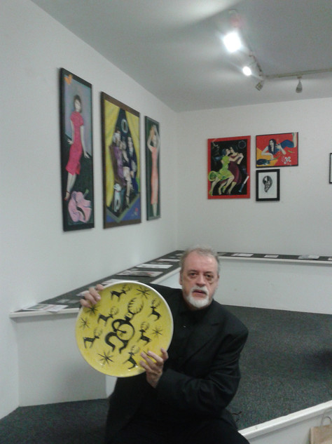 At The Below 65 Gallery June 2017
