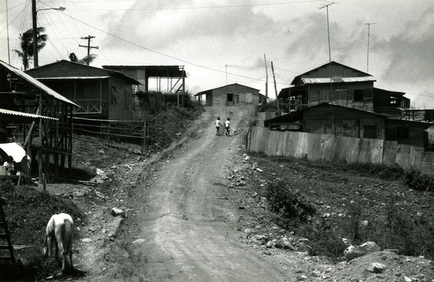 Blue Fields, Nicaragua 1989