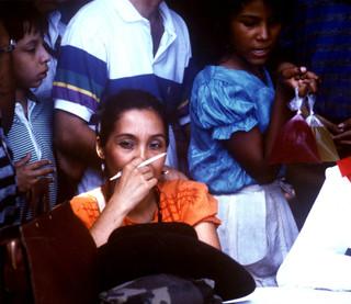 Eyes, Managua 1989