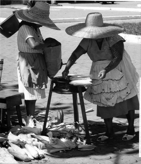 Cooking Maize