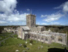St.David's Cathedral Pembrokeshire