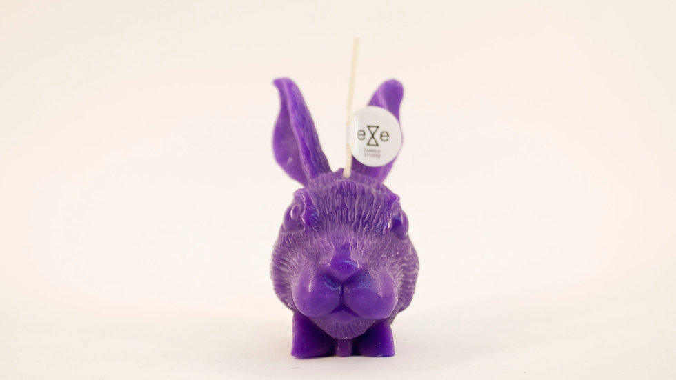 Show some bunny you love them with the Eye Candle Studio rabbit head candle - the perfect gift for Easter or any time of the