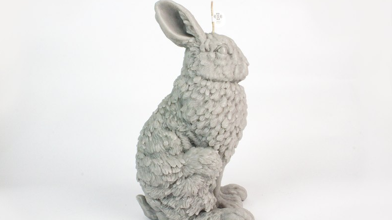 Irish Hare Grey