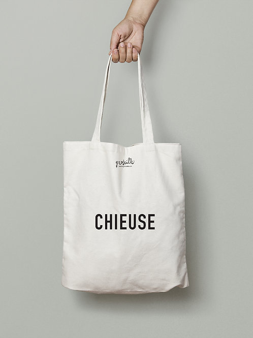 Tote Bag Chieuse